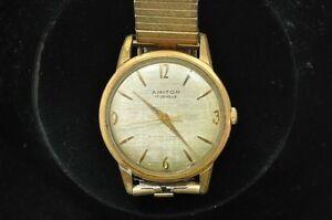 【送料無料】腕時計 ビンテージメンズスイスvintage mens swiss amiton wristwatch keeping time