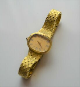 【送料無料】腕時計 ビンテージスイス#ウォッチvintage lucien piccard luccard swiss women039;s gold plated watch giltron 158025