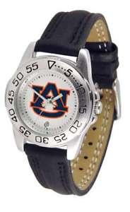 【送料無料】腕時計 オーバーンタイガースレディーススポーツウォッチauburn tigersladies sport watch