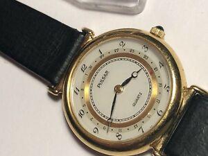【送料無料】腕時計 パルサーレディースクォーツドットカレンダーpulsar ladies quartz wristwatch v2490030 red dot calendar
