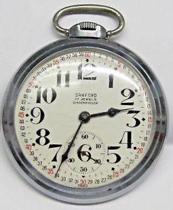 【送料無料】腕時計 アンティークウィントンベースメタルケース