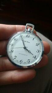 【送料無料】腕時計 ベルマニュアルポケットウォッチ