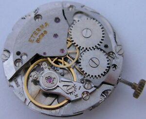 【送料無料】腕時計 マニュアルウォッチムーブメントeterna 115 17 j manual watch movement for part
