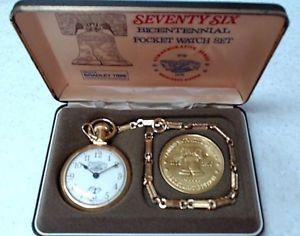 【送料無料】腕時計 ブラッドリービンテージバイセンテニアルポケットウォッチ