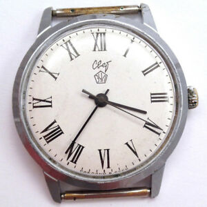 【送料無料】腕時計 *ビンテージソビエトロシア#*us seller* vintage soviet russian svet windup watch raketa 2609 60s 603