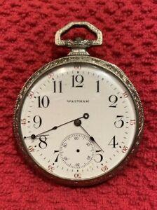 【送料無料】腕時計 ウォルサムポケット