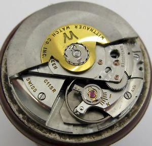 【送料無料】腕時計 オートマチックウィットカレンダーas 1708 wittnauer c11sr automatic calendar watch movement for part