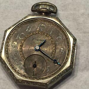 【送料無料】腕時計 ポケットウォッチパーツスイスストラトフォード