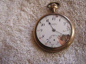 【送料無料】腕時計 アンティークパトリアポケットウォッチ