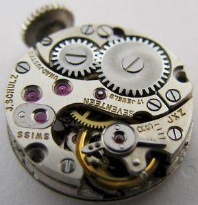 【送料無料】腕時計 felsa 22 17j complete lady watch movement for parts made for j schulz jxz