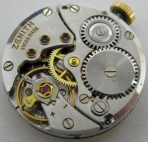 【送料無料】腕時計 ムーブメントlady watch movement zenith 88 15 jewels for parts