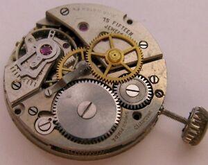 【送料無料】腕時計 avia fef 190 15j complete watch movement for parts