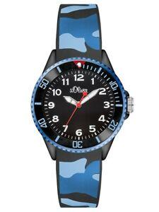 【送料無料】腕時計 オリバージュニアsoliver junior jungenuhr so3109pq