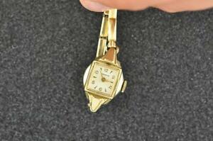 【送料無料】腕時計 ビンテージレディースウオッチメーカーモデルvintage ladies benrus wristwatch model bm 5 keeping time