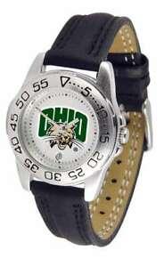 【送料無料】腕時計 オハイオボブキャッツレディーススポーツウォッチohio university bobcatsladies sport watch