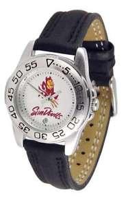 【送料無料】腕時計 アリゾナサンデビルズレディーススポーツウォッチarizona state sun devilsladies sport watch