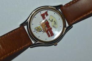 【送料無料】腕時計 ディックヴァンダイククオーツニックナイトショー