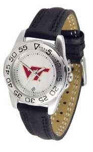 【送料無料】腕時計 バージニアレディーススポーツウォッチvirginia tech hokiesladies sport watch
