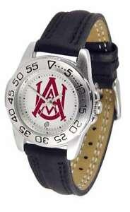 【送料無料】腕時計 アラバマブルドッグレディーススポーツウォッチalabama aamp;m bulldogsladies sport watch