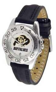 【送料無料】腕時計 コロラドバファローズレディーススポーツウォッチcolorado buffaloesladies sport watch