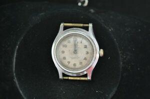 【送料無料】腕時計 ビンテージメンズvintage mens lonville wristwatch caliber 1004 keeping time