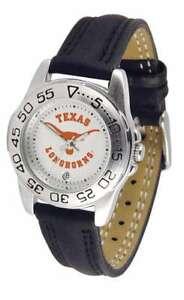 【送料無料】腕時計 テキサスレディーススポーツウォッチtexas longhornsladies sport watch