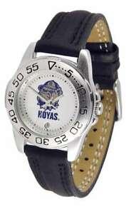 【送料無料】腕時計 レディーススポーツウォッチgeorgetown hoyasladies sport watch