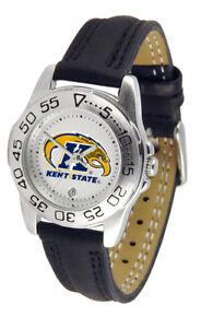【送料無料】腕時計 ケントレディーススポーツウォッチkent state golden flashesladies sport watch