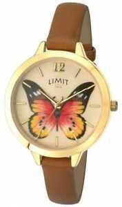 【送料無料】腕時計 レディースシークレットガーデンバタフライウォッチlimit womens secret garden butterfly leather 627573 watch