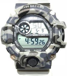 【送料無料】腕時計 スポーツアクアビアンコビアンコレジストデジタルウォッチorologio militare sport watch bianco subacqueo water resist acqua bianco digital