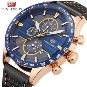 【送料無料】腕時計 ミニトップクォーツマルチフォーカスクリスマスminifocus top brand men wrist watch date quartz multifunction xmas gifts for him