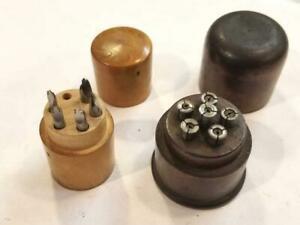 【送料無料】腕時計 アンティークウオッチメーカージュエルコレットボックスボックスドリルビットantique watchmaker jewel collet set in wooden box jeweling drill bits wbox