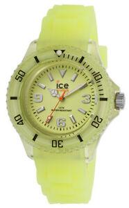 【送料無料】腕時計 ポリアミドシリコーンミハエルウォッチicewatch iceglow polyamide amp; silicon womens yellow watch glgyss11