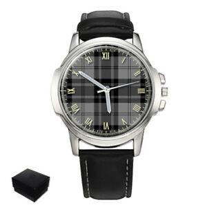 【送料無料】腕時計 ダグラススコットランドタータンチェックメンズdouglas scottish clan tartan gents mens wrist watch gift engraving