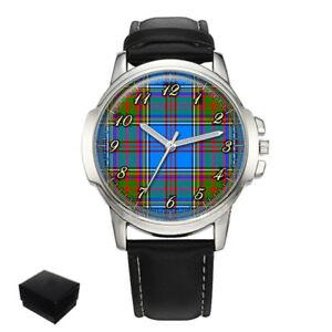 【送料無料】腕時計 アンダーソンスコットランドタータンチェックメンズanderson scottish clan tartan gents mens wrist watch gift engraving