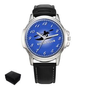 【送料無料】腕時計 カヤックカヤッククラブメンズkayaking kayak club gents mens wrist watch gift engraving