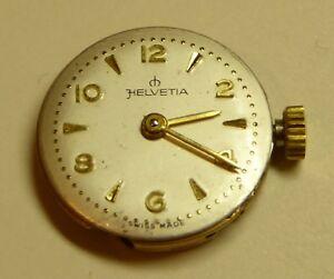 送料無料 腕時計 レディースヘルヴェティアladies helvetia watch movementall workinWEHID2Y9