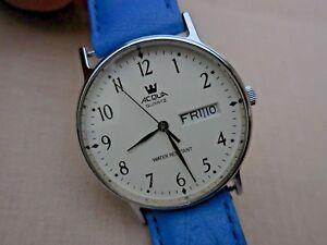 【送料無料】腕時計 ビンテージブレスレットボンancienne montre dame vintage acquat95 bombe,bracelet assorti,bon etat general,