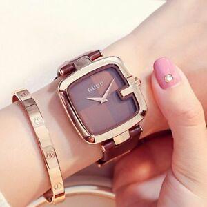 【送料無料】腕時計 プレゼントレザーストラップカジュアルファッションアクセサリーレディースブレスレットwomen watches fashion casual accessories ladies bracelet for gifts leather strap