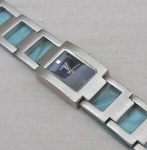 【送料無料】腕時計 レディ#ブレスレット#ancienne lorus v501 dame bombe au bracelet assorti d039;exposition d039;horlogerie