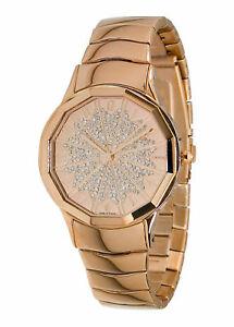 【送料無料】腕時計 パリブレスレットローズゴールドローズmoog paris montre femme avec cadran or rose bracelet rose gold