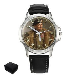 【送料無料】腕時計 フィールドバーナードモントゴメリーメンズマーfield marshal bernard montgomery gents mens wrist watch gift