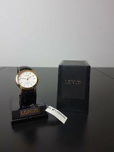 【送料無料】腕時計 アナログボックスバッテリーウォッチlorus rrs604l8 analogue watch in box fitted with battery