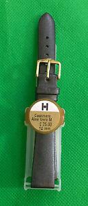 【送料無料】腕時計 ヒルシュアロエベラカシミアレザーウォッチストラップバックル