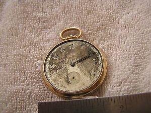 【送料無料】腕時計 アンティークウォルサムポケットブリストルケース