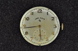 【送料無料】腕時計 ビンテージメンズウオッチメーカーvintage cal 556 elgin mens wristwatch movement