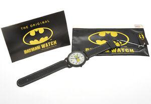 【送料無料】腕時計 バットマンオリジナルボックスビッグサイズウォッチbatman watch big size 43mm original 1990 in box