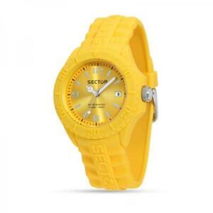 【送料無料】腕時計 サブシリコーンサブタッチメートルorologio sector sub touch silicone colorato giallo sub 100mt