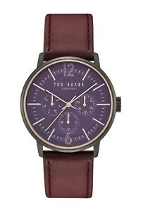 【送料無料】腕時計 テッドベーカーロンドンメンズドルジェイソンクオーツアナログウォッチ155 ted baker london mens jason quartz analog watch, 42mm