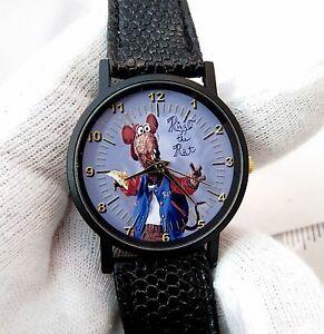 【送料無料】腕時計 リッツォレトロメンズrizzo the rat,muppets,retro mens character watch,406,lk